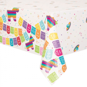 Mexican Fiesta Party Tablecover 1.37m x 2.13m