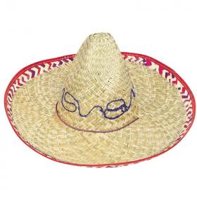 Adult Sombrero Straw Hat