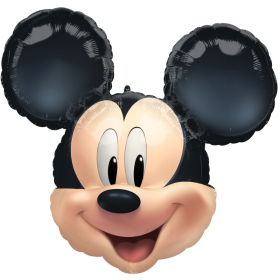 Mickey Mouse SuperShape Foil Balloon 25'' x 22''
