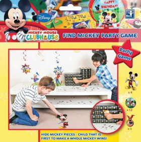 Find Mickey Party Game