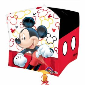 Mickey Mouse Cubez Foil Balloon 15''