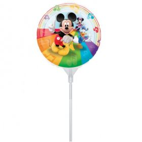 Mickey Mouse Party Ez Fill Airfill Balloons pk3
