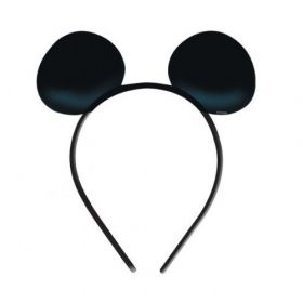 Mickey Mouse Card Party Ears pk4