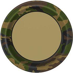 Military Camo Plates