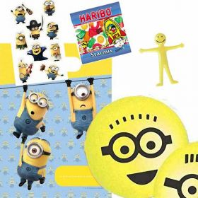Minions Party Bags, pre filled (no.3)