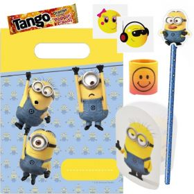 Minions Luxury Pre Filled Party Bags (no.1), One Supplied