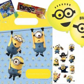 Minions Pre Filled Party Bags (no.2)