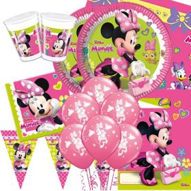 Disney Minnie Mouse Party Pack