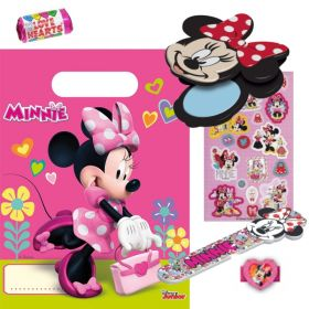 Filled Disney Minnie Mouse Party Bags