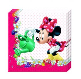 Minnie Jam Packed Napkins Pk20