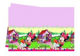 Minnie Jam Packed Plastic Tablecover