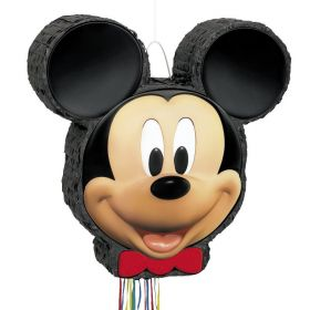 Mickey Mouse Pull String Party Pinata