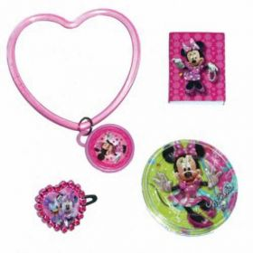 Minnie Mouse Bow-Tique Favour Party Pack (24 Pieces)