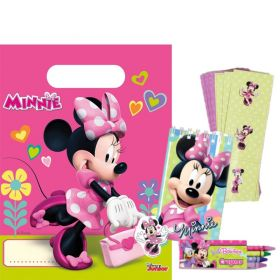 Minnie Mouse Pre Filled Party Bags
