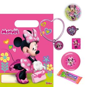 Minnie Mouse Bow-tique pre Filled Party Bags (no. 2), One Supplied