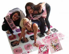 Hen Night Mix Up Party Game