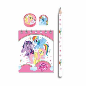 My Little Pony Party 20 Stationery Favours