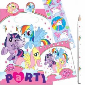 My Little Pony Pre Filled Party Bags No.4 (one supplied)