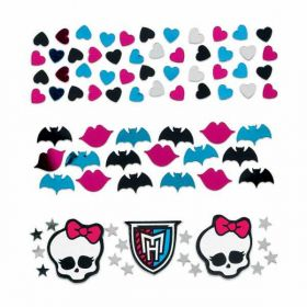 Monster High Table/invite ConfettiTriple Pack