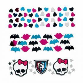 Monster High Table/invite ConfettiTriple Pack
