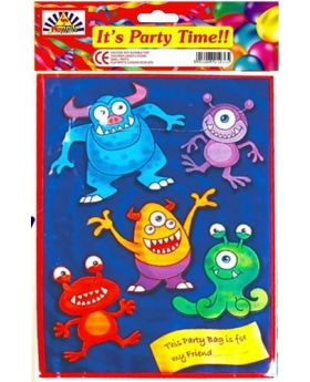 Monster Party Bags 8pk