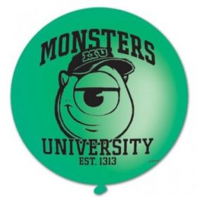 Monsters University Party Punch Balloons 4pk