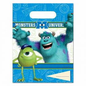 Monsters University Party Loot Bags 6pk