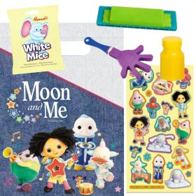 Moon and Me Filled Party Bags