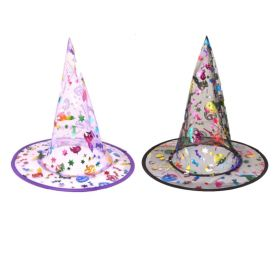 Multi Colour Witch Hat