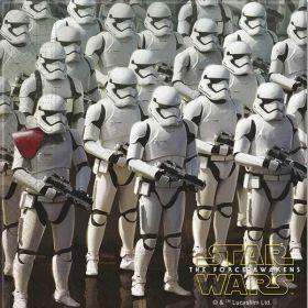 Star Wars Episode VII Napkins pk20