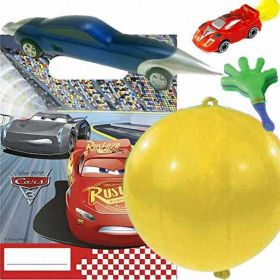 Disney Cars Luxury Pre Filled Party Bags