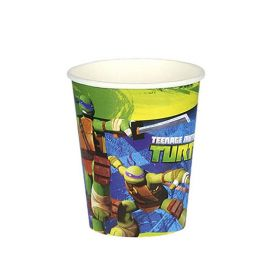 Nnija Turtles Party Cups