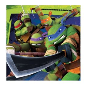 Nnija Turtles Party Napkins