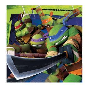 Nnija Turtles Party Napkins