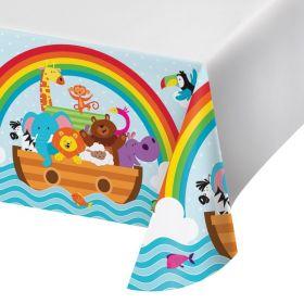 Noahs Ark Plastic Tablecover