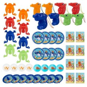 Ocean Buddies Favour Pack 48 pcs