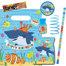Filled Ocean Buddies Party Bags