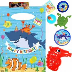 Ocean Buddies Pre Filled Party Bags no.2, one supplied