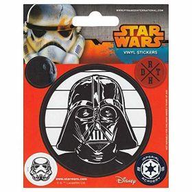 Star Wars Vinyl Stickers