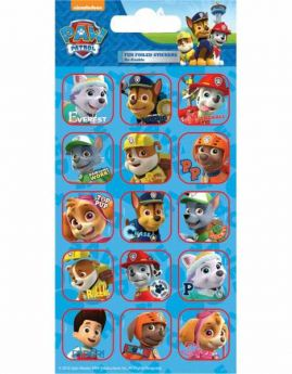 Paw Patrol Fun Foiled Stickers