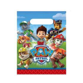 Paw Patrol Party Bags, pk8