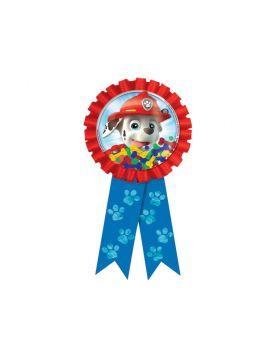 Paw Patrol Confetti Award Ribbon