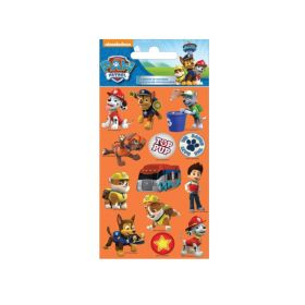 Paw Patrol Party Bag Stickers, pk6