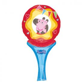 "Peppa Pig Inflate-a-Fun Balloon 6"""