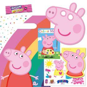 Peppa Pig Filled Party Bags