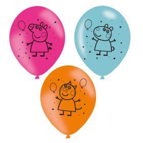 Peppa Pig Latex Balloons
