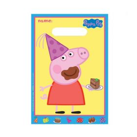 Peppa Pig Party Bags, pk8