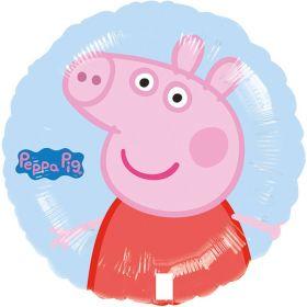 """Peppa Pig Foil Balloon 17"""""""