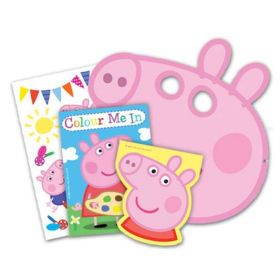 Peppa Pig Favour Pack for 6