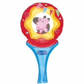 Peppa Pig Inflate a Fun Air Fill Balloon